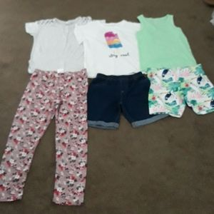 Bundle of 3 girl outfits